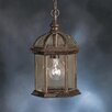 Kichler New Street 1 Light Outdoor Ceiling Pendant