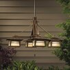<strong>Kichler</strong> Zen Garden 4 Light Outdoor Chandelier