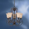 <strong>Kichler</strong> Willowmore 5 Light Chandelette