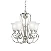 <strong>Kichler</strong> Willowmore 5 Light Mini Chandelier