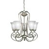 <strong>Kichler</strong> Willowmore 5 Light Chandelier
