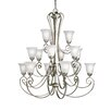 <strong>Willowmore 15 Light Chandelier</strong> by Kichler