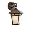 Melbern Outdoor Wall Lantern