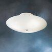 Ceiling Space Round 3 Light Flush Mount
