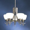 <strong>Kichler</strong> Olympia 5 Light Chandelette