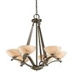 Garland 6 Light Chandelier