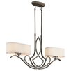Leighton 4 Light Kitchen Island Pendant