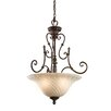 Kichler Sarabella 3 Light Inverted Pendant