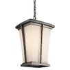 Kichler Brockton 1 Light Outdoor Hanging Lantern