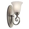 <strong>Kichler</strong> Willowmore 1 Light Wall Sconce