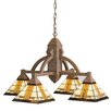 <strong>Kichler</strong> Oak Park 4 Light Chandelier
