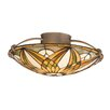 <strong>Sonora 3 Light Flush Mount</strong> by Kichler