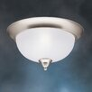Kichler Dover 2 Light Flush Mount