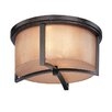 <strong>Austin Flush Mount</strong> by Troy Lighting