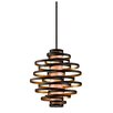 Corbett Lighting Vertigo 3 Light Pendant