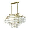 <strong>Corbett Lighting</strong> Dolce 12 Light Kitchen Island Pendant