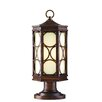 <strong>Corbett Lighting</strong> Holmby Hills 1 Light Outdoor Post Lantern