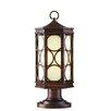 Corbett Lighting Holmby Hills 1 Light Outdoor Post Lantern