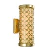 <strong>Corbett Lighting</strong> Bangle 2 Light Wall Sconce