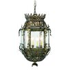 <strong>Montrachet 4 Light Hanging Lantern</strong> by Corbett Lighting