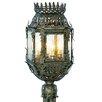 "<strong>Montrachet 4 Light 10"" Outdoor Post Lantern</strong> by Corbett Lighting"