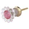 "Jubilee Collection Trumpet Petal 1.5"" Novelty Knob (Set of 4)"