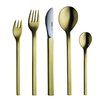 <strong>Mono-A Edition 50 Collection, Goldplated 5-Piece Set by Peter Raacke</strong> by mono