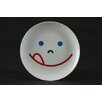 Mono Kids Porcelain Plate with Smile Child's by Mikaela Dörfel