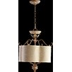 <strong>Salento 4 Light Dual Mount Drum Pendant</strong> by Quorum