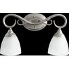 Quorum Powell 2 Light Vanity Light