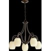 Quorum Willingham 5 Light Chandelier