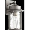 <strong>Charter 1 Light Wall Sconce</strong> by Quorum