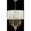 <strong>Champlain 6 Light Chandelier</strong> by Quorum