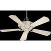 """56"""" Salon 5 Blade Ceiling Fan with Remote"""