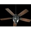 "<strong>52"" Georgia 5 Blade Patio Ceiling Fan</strong> by Quorum"