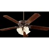 Quorum Capri VII 5 Blade Ceiling Fan