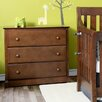 Nursery Smart Darby 3 Drawer Dresser