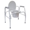 <strong>Briggs Healthcare</strong> DMI® Extra Wide Heavy Duty Steel Commode