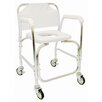 Briggs Healthcare Transport Shower Chair