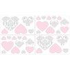 <strong>Sweet Jojo Designs</strong> Elizabeth Wall Decal 4 piece set