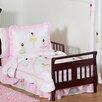 Sweet Jojo Designs Ballerina 5 Piece Toddler Bedding Set