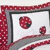 Sweet Jojo Designs Little Ladybug Sham