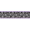 Sweet Jojo Designs Kaylee Scroll Wallpaper Border