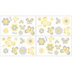 Sweet Jojo Designs Mod Garden Wall Decal Stickers