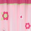 Sweet Jojo Designs Flower Shower Curtain
