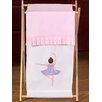 <strong>Sweet Jojo Designs</strong> Ballerina Laundry Hamper