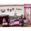Madison 9 Piece Crib Bedding Set