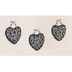 <strong>Sweet Jojo Designs</strong> Madison Collection Hanging Art (Set of 3)