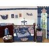 Sweet Jojo Designs Nautical Nights Crib Bedding Collection