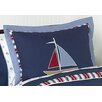 Sweet Jojo Designs Nautical Nights Sham